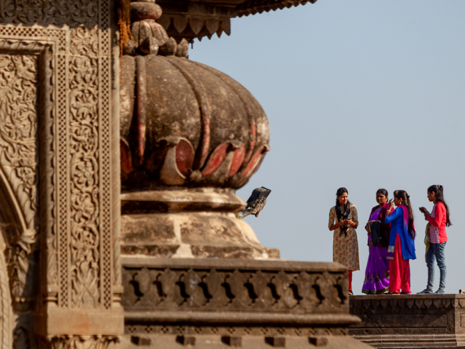 India - Madhya Pradesh - Maheshwar 021