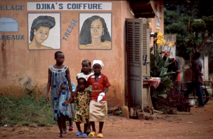 West Africa - Logo 021 - Benin - Possotome