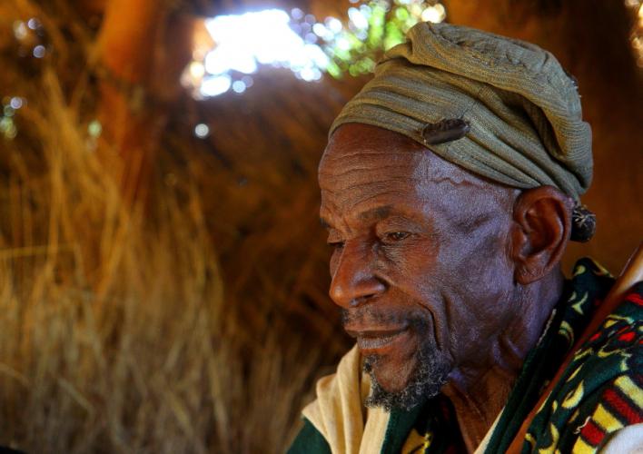 Burkina Faso - Falaise du Gobnangou 021
