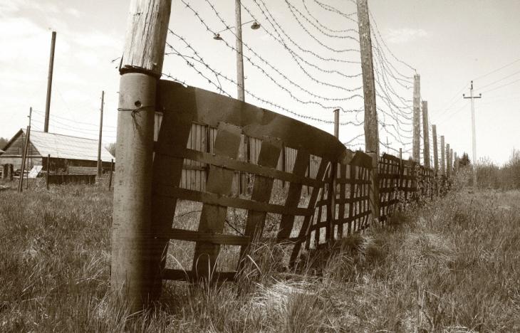 Russia - Gulag Perm-36 - 022