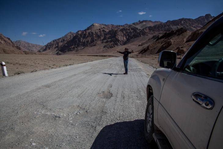 Tajikistan 022 - On the road