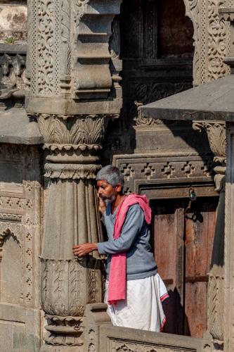 India - Madhya Pradesh - Maheshwar 022