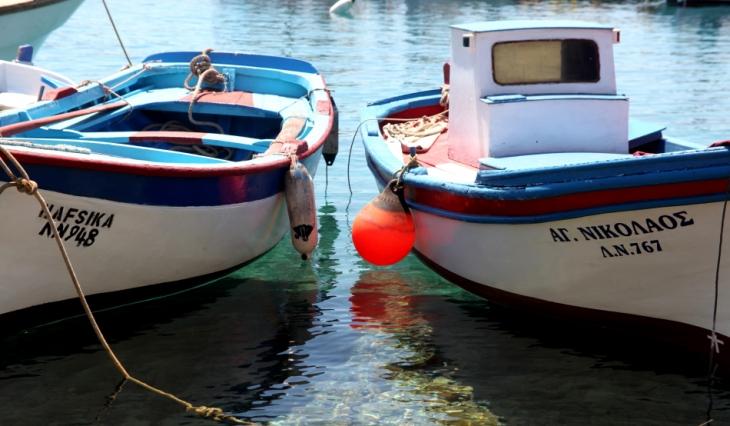 Greece - Donousa island 023 - The port