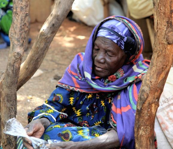 Burkina Faso 022 - Market near Kaya