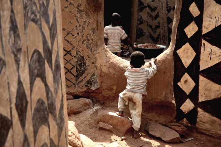 Burkina Faso -Tiebele 022