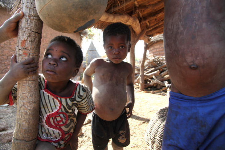 Burkina Faso 022 - Gan village