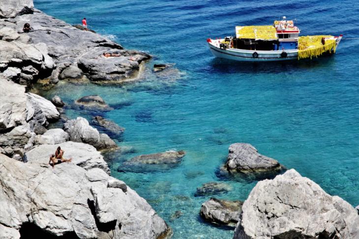 Greece - Amorgos 023 - Agia Anna