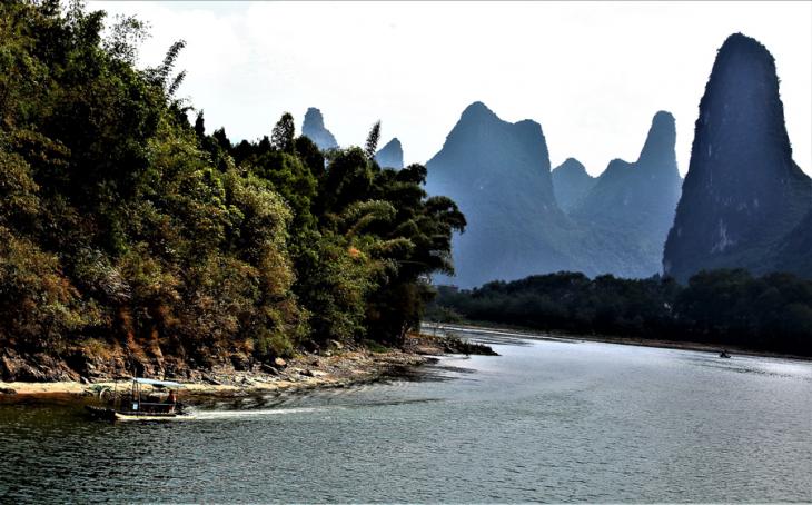 China - Guangxi 023 - Li River