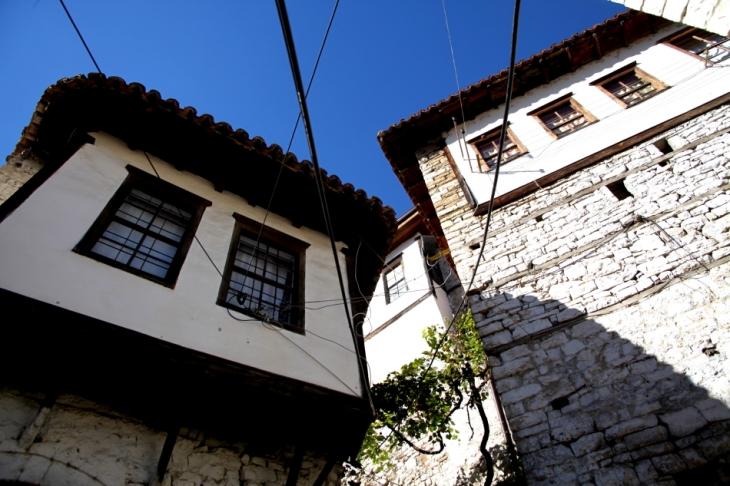 Albania - Berat 023 - Mangalem quarter
