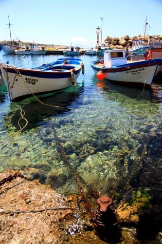Greece - Donousa island 024 - The port