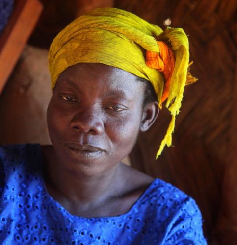 Burkina Faso - Falaise du Gobnangou 023