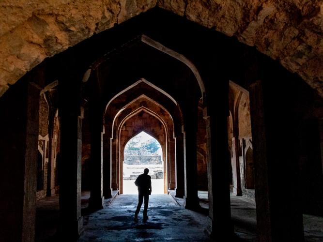 India - Madhya Pradesh - Mandu 024