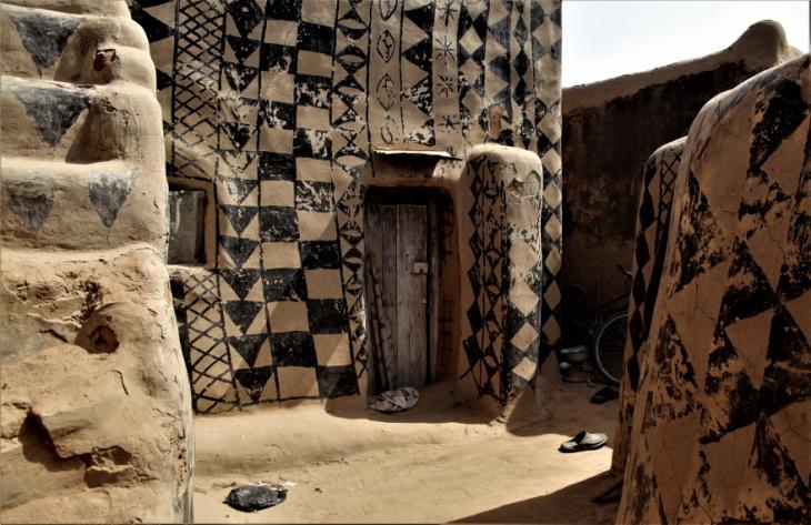 Burkina Faso -Tiebele 024