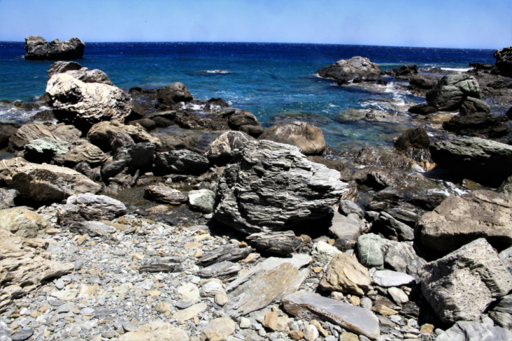 Greece - Amorgos 025 - On the way to Kambi beach