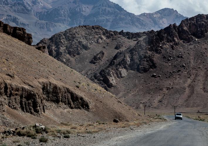 Tajikistan 025 - On the road to Shaymak
