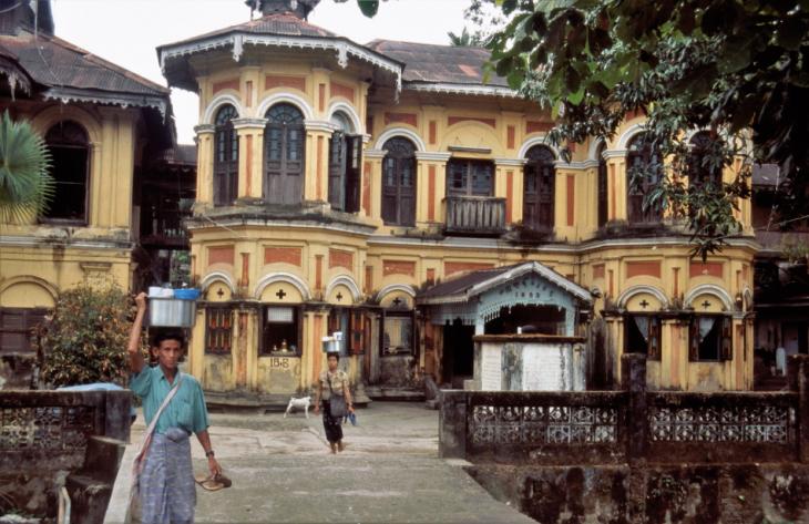Myanmar - Yangon 025