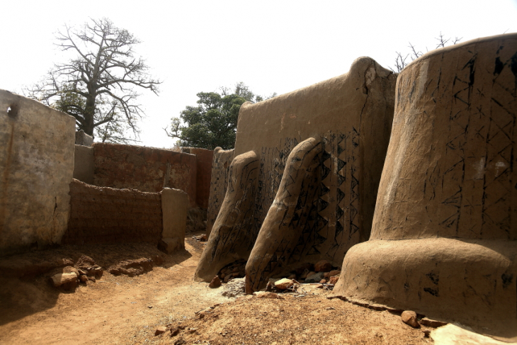 Burkina Faso -Tiebele 025