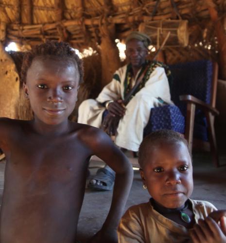 Burkina Faso - Falaise du Gobnangou 026