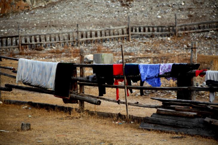 Mongolia 0277 - Khatgal