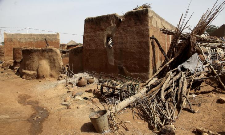 Burkina Faso -Tiebele 027