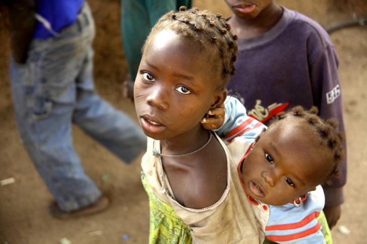 Burkina Faso - Gaoua 027 - Witch doctor's village