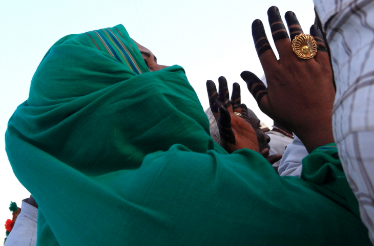 Sudan - Dervish ceremony 028
