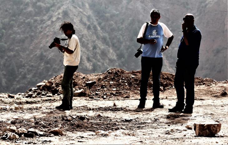 Tajikistan 028 - On the road to Kalaikum