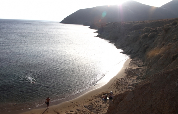 Greece - Anafi 028 - South - Agioi Anargyroi beach
