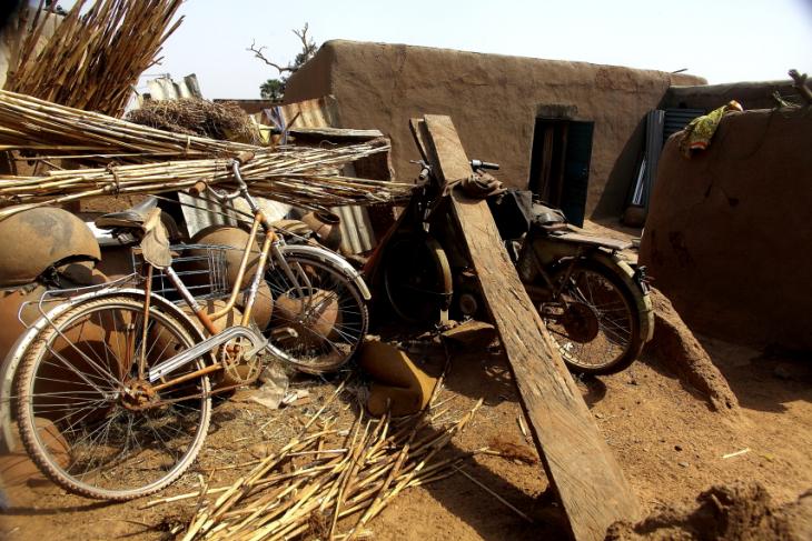 Burkina Faso -Tiebele 028