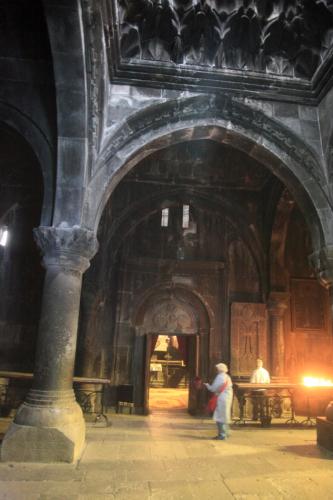 Armenia - Yerevan surroundings 029 - Geghard monastery