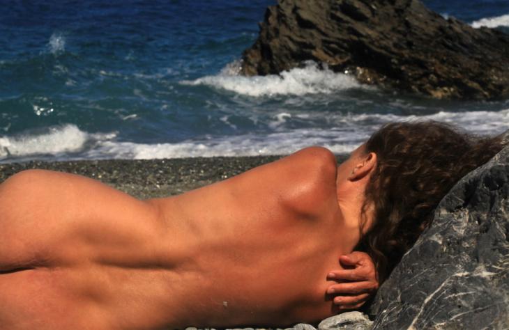 Greece - Amorgos 029 - Kambi beach
