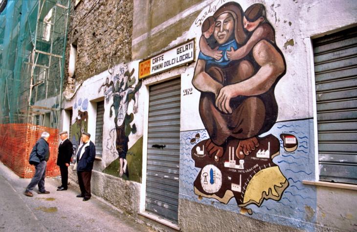 Italy - Orgosolo 029