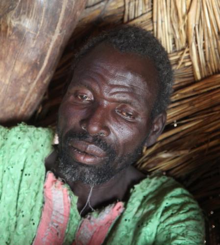 Burkina Faso - Falaise du Gobnangou 029