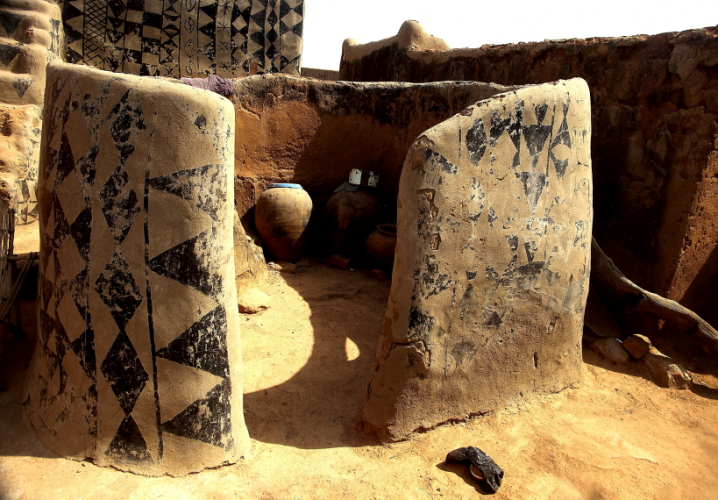 Burkina Faso -Tiebele 029