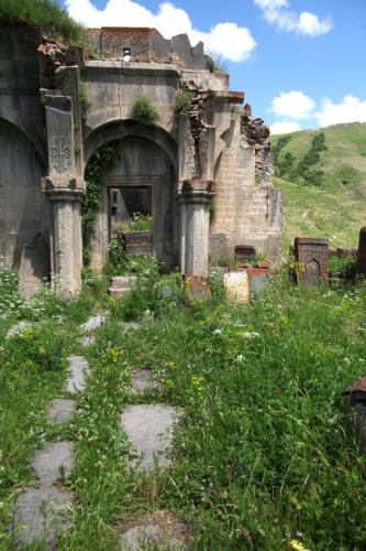 Armenia 030 - Yeghegnadzor valley