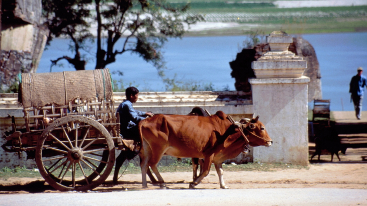 Myanmar - Mandalay 030 - Mingun