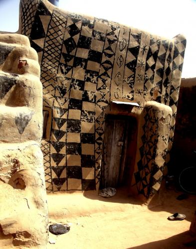 Burkina Faso -Tiebele 030