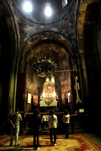 Armenia - Yerevan surroundings 031 - Geghard monastery