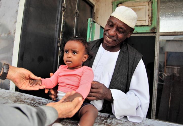 Sudan 031 - Dongola town
