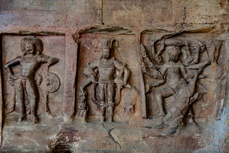 India - Madhya Pradesh - Bhopal surroundings 031 - Udaigiri