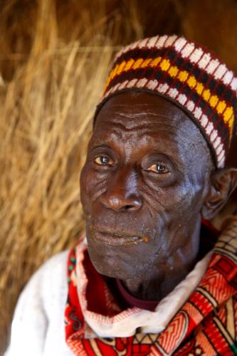 Burkina Faso - Falaise du Gobnangou 031