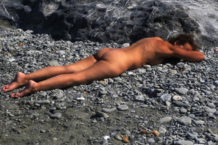 Greece - Amorgos 032 - Kambi beach