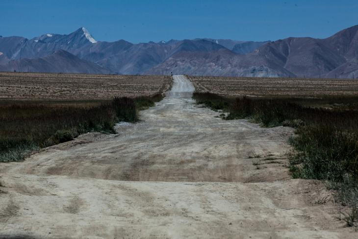 Tajikistan 032 - Deviation from the road to Karakul