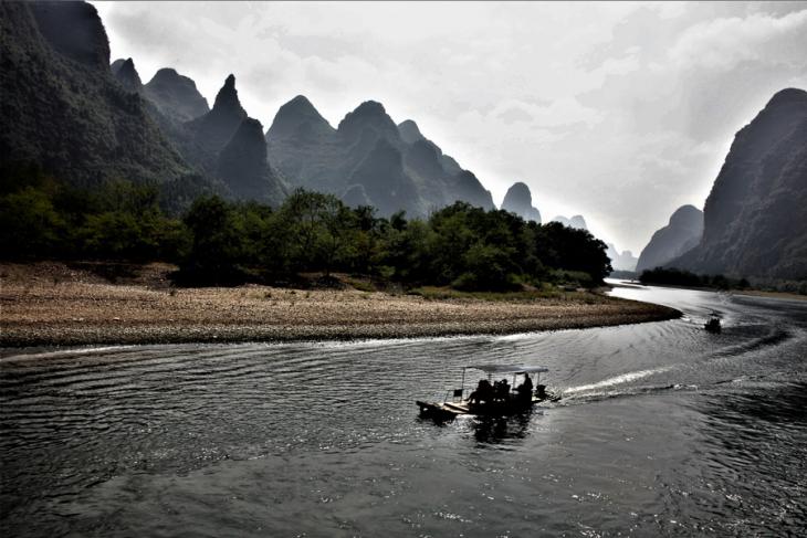 China - Guangxi 032 - Li River