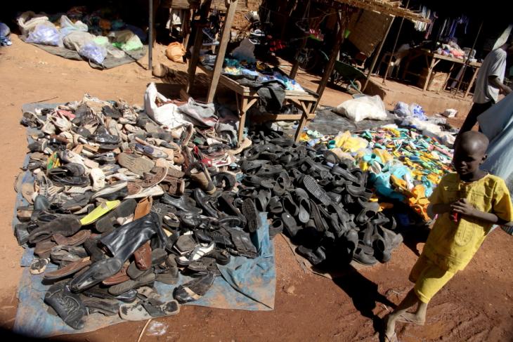 Burkina Faso 032 - Market near Kaya