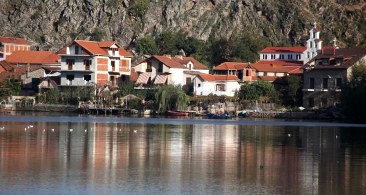Albania 033 - Ohrid lake