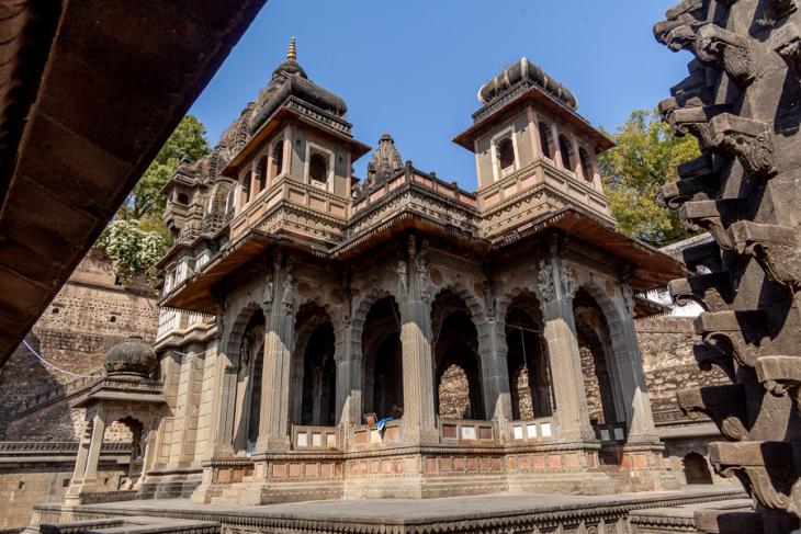 India - Madhya Pradesh - Maheshwar 033