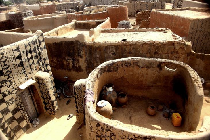 Burkina Faso -Tiebele 033