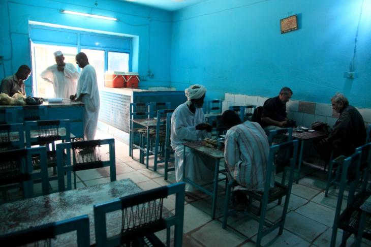 Sudan 034 - Dongola town