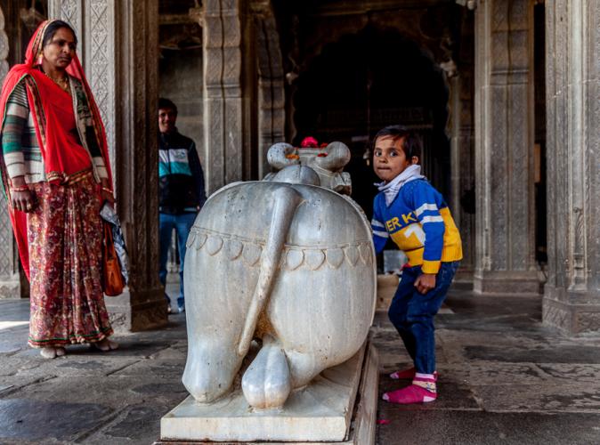 India - Madhya Pradesh - Maheshwar 034